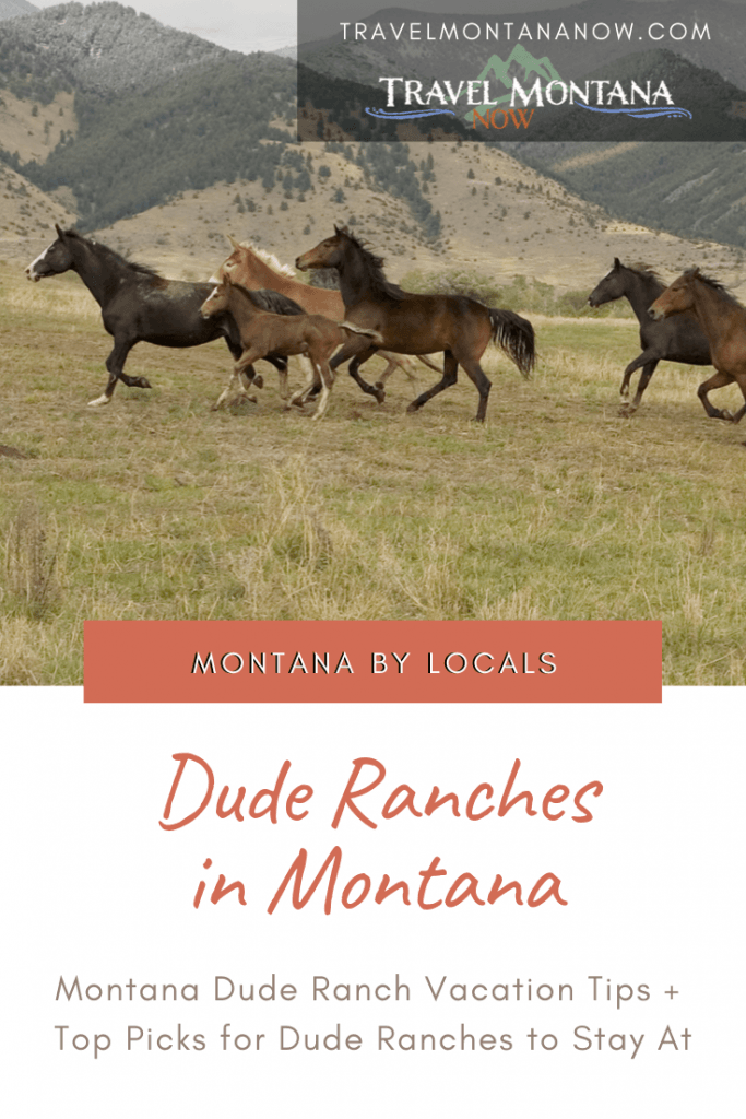 Learn top tips of what to expect when going to a dude ranch in Montana, including activities you can do, etiquette tips, what to pack, and top picks for the best Montana dude ranches to visit.