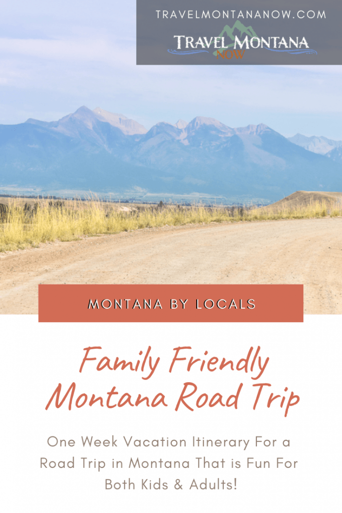 "Planning a road trip in Montana with kids? Our one-week itinerary highlights some of the most family-friendly parts of Montana that will make the entire trip fun from start to finish, with no one saying ""I'm bored!"""